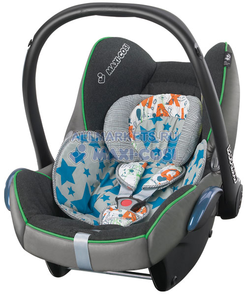Автокресло Maxi-Cosi CabrioFix Graphic Iron