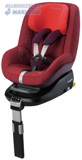 Aвтокресло Maxi-Cosi Pearl Ruby Red