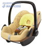 Автокресло Maxi-Cosi Pebble Amber Gold