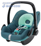 Автокресло Maxi-Cosi Pebble Emerald Green