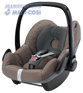 Автокресло Maxi-Cosi Pebble Fossil Brown