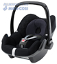Автокресло Maxi-Cosi Pebble Jet Black