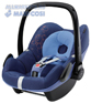 Автокресло Maxi-Cosi Pebble Lapis Blue