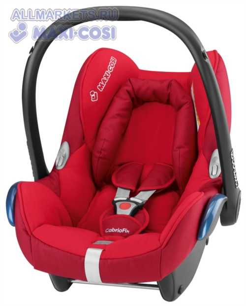 Maxi-Cosi Cabrio Fix Intense Red