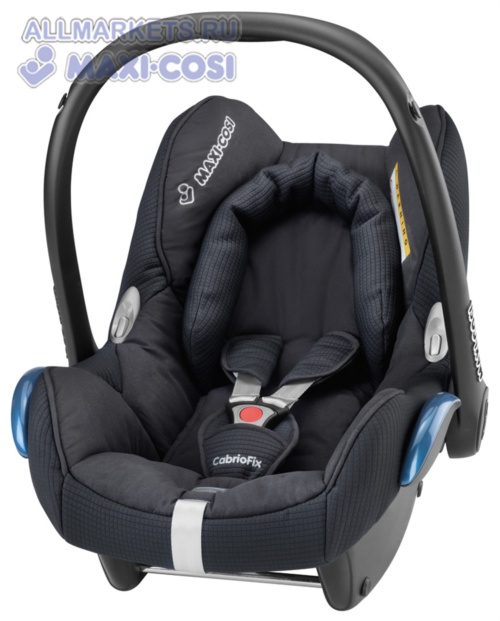 Maxi-Cosi Cabrio Fix Total Black