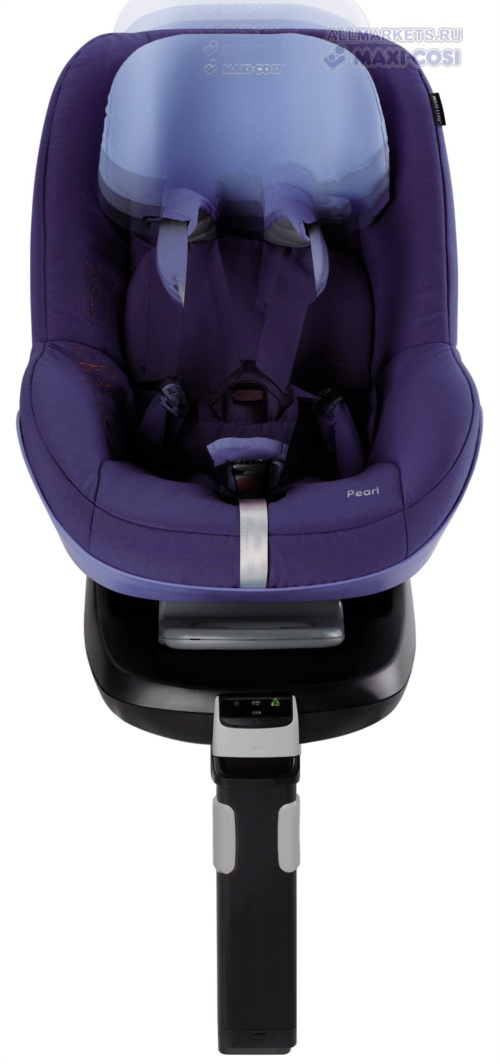 Автокресло Maxi-Cosi Pearl Dress Blue 2012