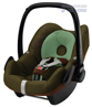 Автокресло Maxi-Cosi Pebble Dark Olive