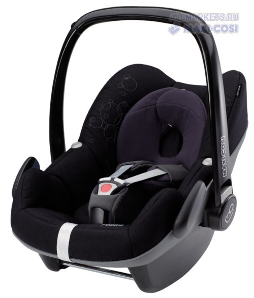 Maxi-Cosi Pebble Jet Black