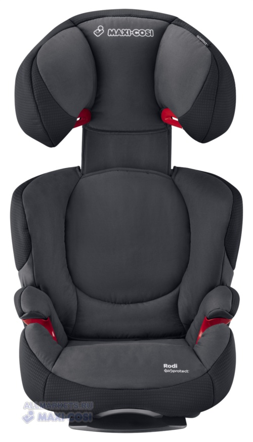 Автокресло Maxi-Cosi Rodi AirProtect Total Black