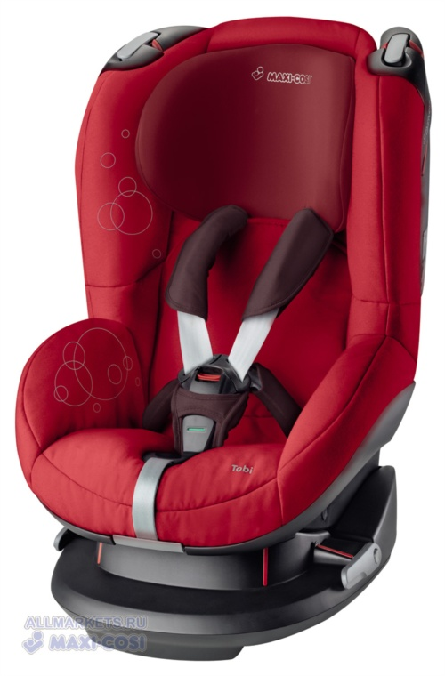 Автокресло Maxi-Cosi Tobi Intense Red 2011
