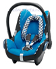 Maxi-Cosi Cabrio Fix Checker Blue