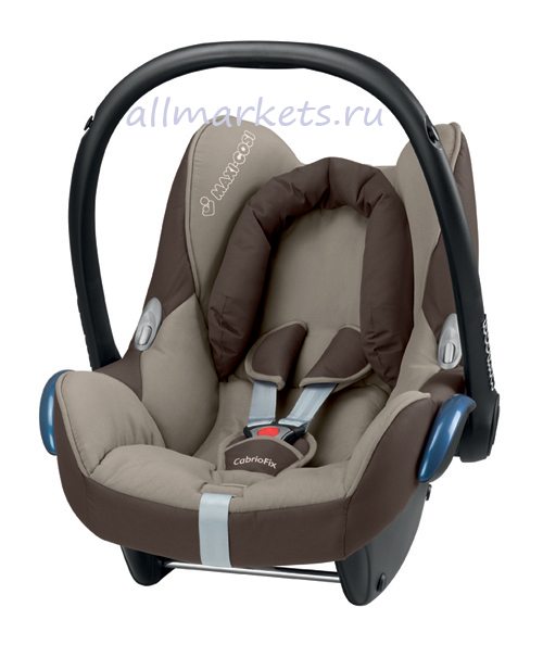Maxi-Cosi Cabrio Fix Walnut Brown