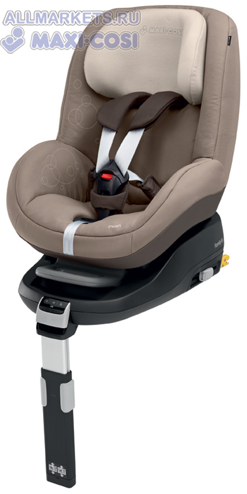 Автокресло Maxi-Cosi Pearl Walnut Brown 2012