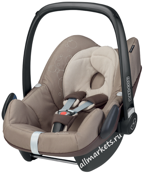 Maxi-Cosi Pebble Walnut Brown