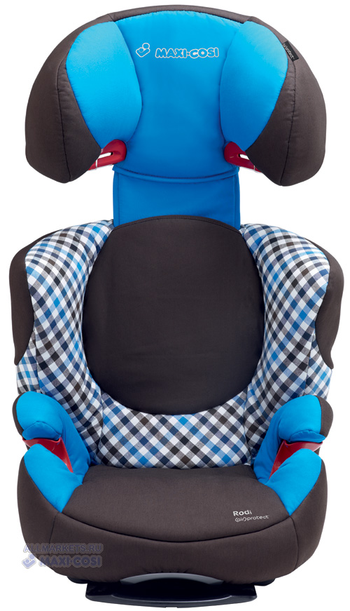 Автокресло Maxi-Cosi Rodi AirProtect Checker Blue