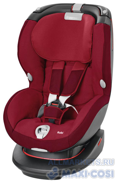 Автокресло Maxi-Cosi Rubi Raspberry Red 2013