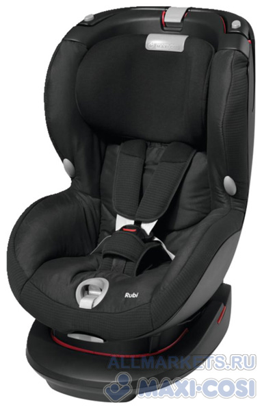 Автокресло Maxi-Cosi Rubi Total Black 2013
