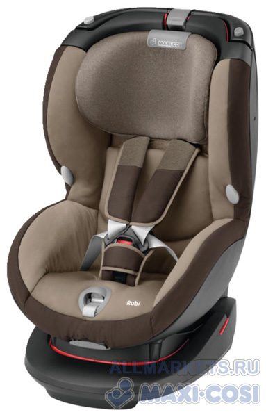 Автокресло Maxi-Cosi Rubi Walnut Brown 2013