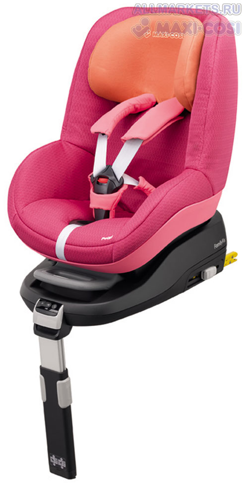 Aвтокресло Maxi-Cosi Pearl Spicy Pink 2013