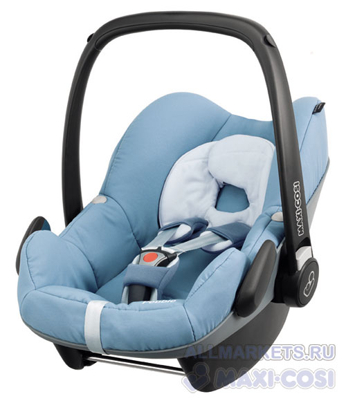Автокресло Maxi-Cosi Pebble Blue Charm