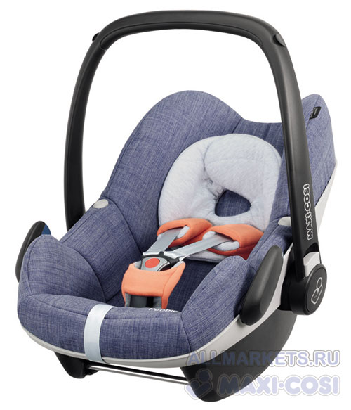 Автокресло Maxi-Cosi Pebble Divine Denim