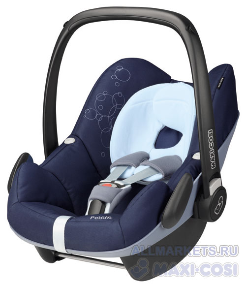 Автокресло Maxi-Cosi Pebble Dress Blue