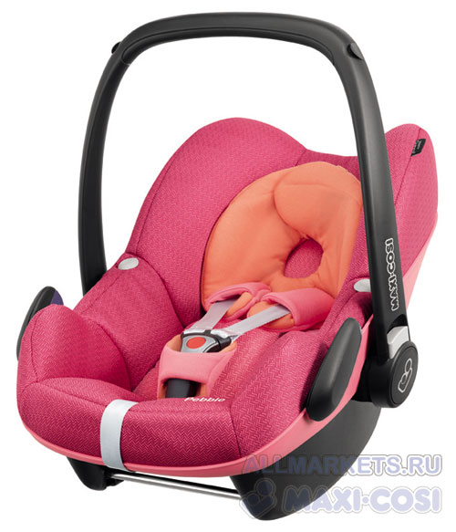 Автокресло Maxi-Cosi Pebble Spicy Pink