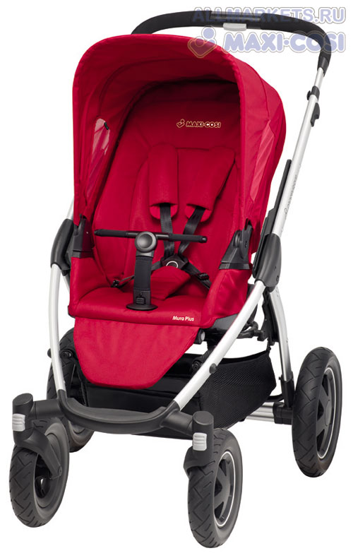 ����������� ������� Maxi-Cosi Mura 4 Intense Red 2013