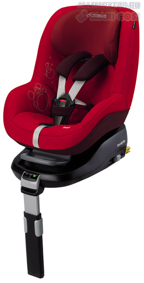 Aвтокресло Maxi-Cosi Pearl Intense Red