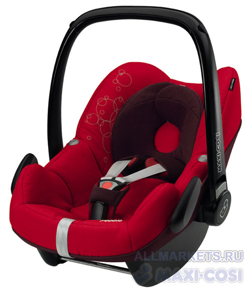 Автокресло Maxi-Cosi Pebble Intense Red