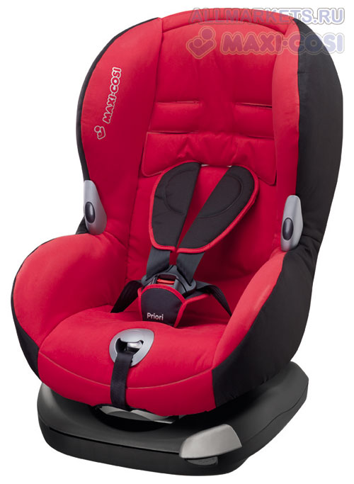 Автокресло Maxi-Cosi Priori XP Deep Red