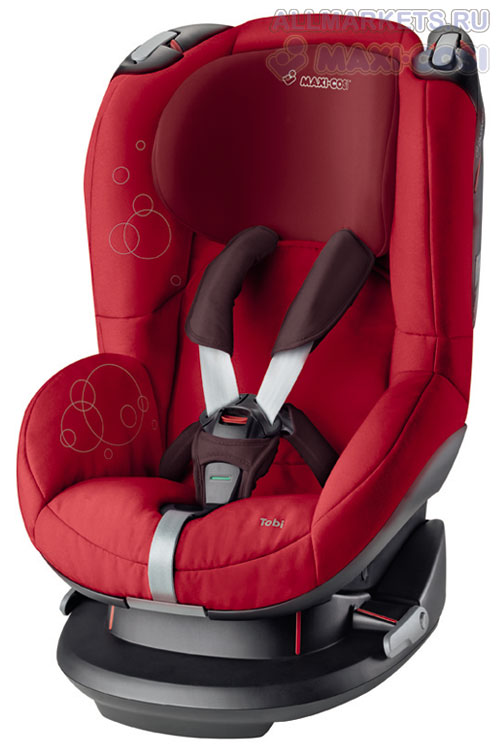 Автокресло Maxi-Cosi Tobi Intense Red
