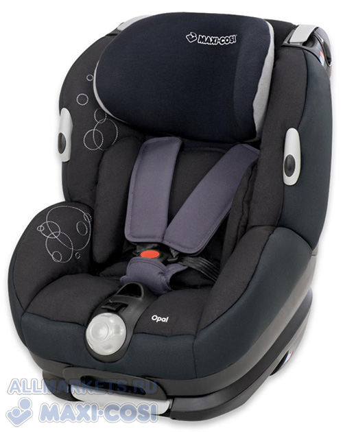 Чехол Maxi-Cosi Opal CooL Grey для автокресел групы 0+