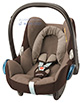 ������� ���������� Maxi-Cosi CabrioFix Earth Brown