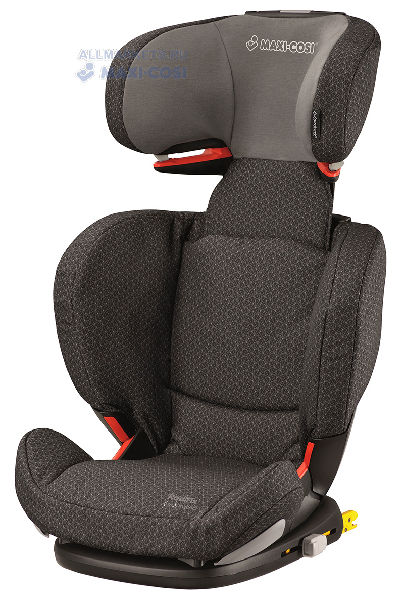 Детское автокресло Maxi-Cosi RodiFix AirProtect Black Crystal