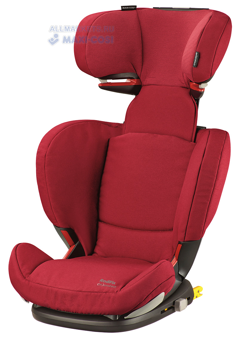 Детское автокресло Maxi-Cosi RodiFix AirProtect Robin Red
