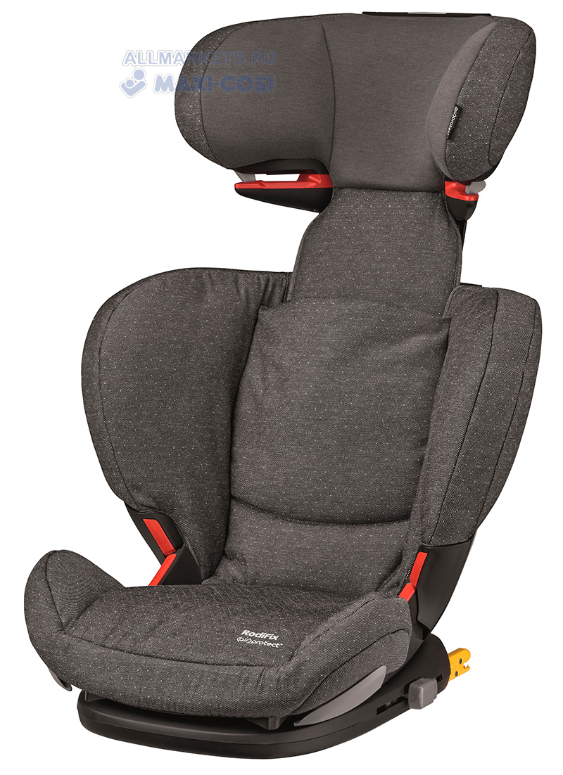 Детское автокресло Maxi-Cosi RodiFix AirProtect Sparkling Grey
