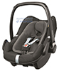 Детское автокресло Maxi-Cosi Pebble Plus Black Diamond