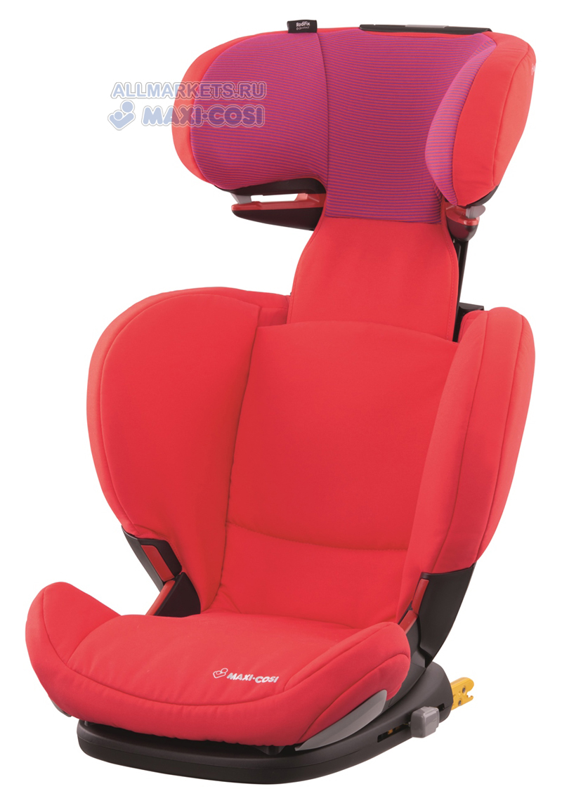 Детское автокресло Maxi-Cosi RodiFix AirProtect Red Orchide