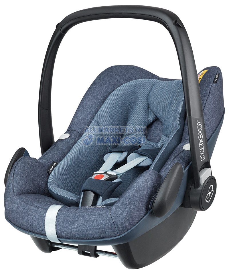 Автокресло Maxi Cosi Pebble Plus Nomad Blue